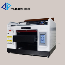 Автоматический apex УФ принтер для футболки одежды DX5 УФ планшетный принтер