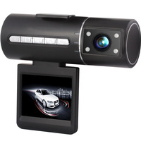 Car DVR Vehicle Camera Video Recorder Full HD 1280 720P Novatek DVR011N2 NT96220 OV9712 Dash Cam
