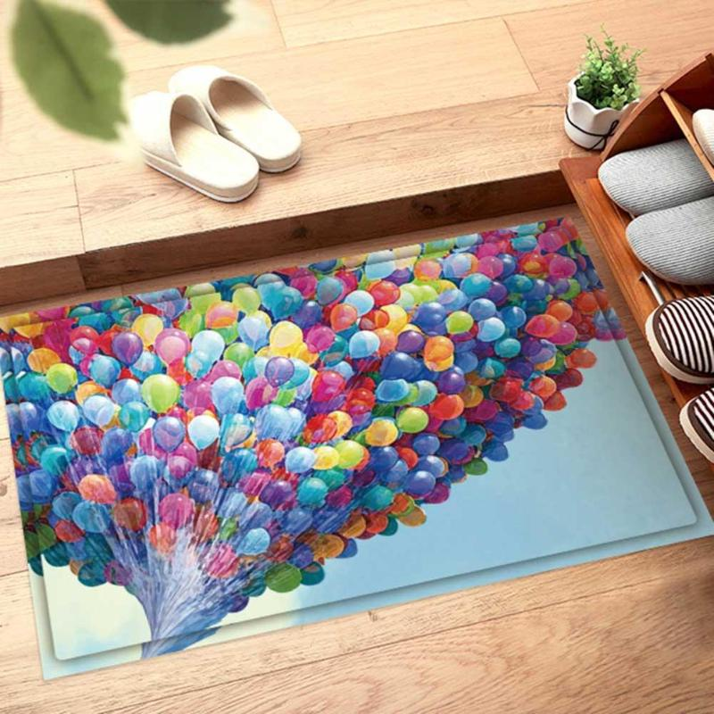 3D Removable Tile Stickers Anti Slip Waterproof Floor Stickers for Bathtub Bathroom Kitchen Bar Counter Money Dollar Decor