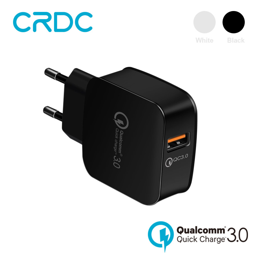Crdc 42w Universal Quick Charge 20 Usb Charger Fast Travel Phone Aukey 20000 Mah External Battery Portable Power Bank 2 Port 24a With Aipower Original 30 Mobile Wall Smart Charging For Iphone