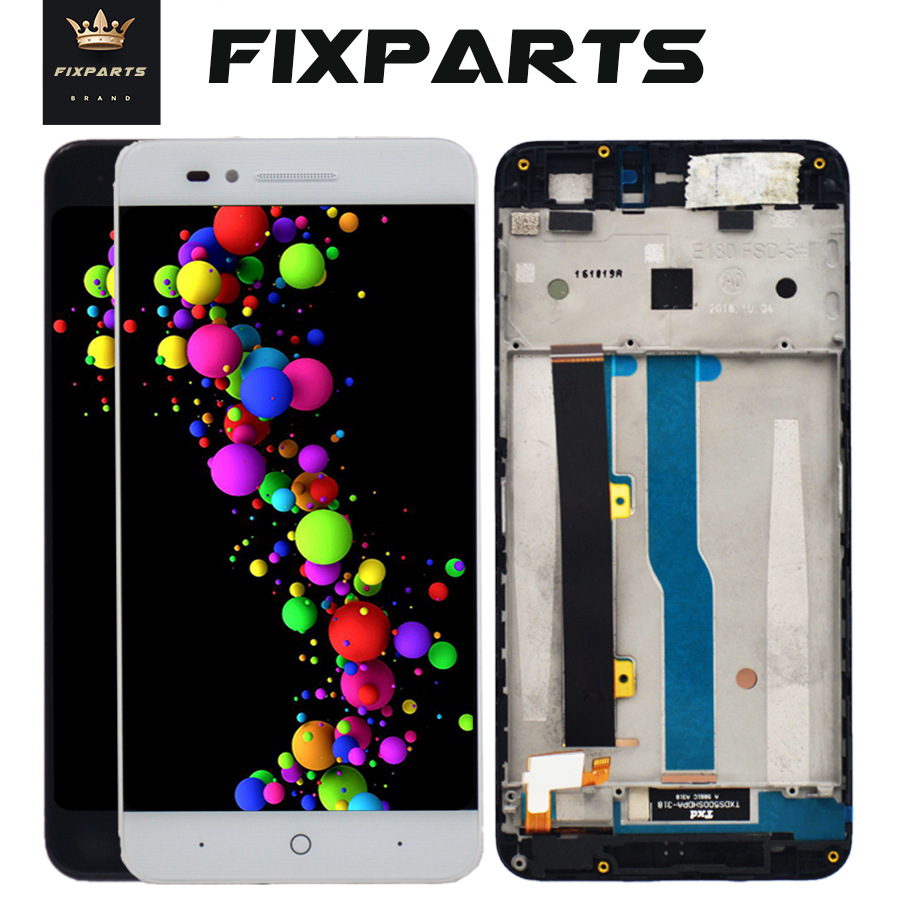A602 A610 A620 <font><b>A310</b></font> A512 <font><b>LCD</b></font> Display + Touch Screen ZTE Klinge A610 <font><b>LCD</b></font> Display Bildschirm Ersatz Version 318/241 ZTE Blade A610 image