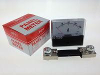 1 Stuks/partij DH670 DC 0-200A 200A + Shunt Analoge Amp Panel Meter Huidige Ammeter Gloednieuwe