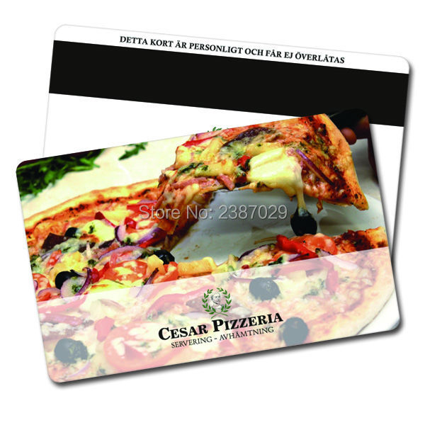 Customized CMYK Credit Card Size Printable Membership Hico Loco Smart Magnetic Strip Card 1500pcs/lot жидкость cmyk key 100мл 0мг