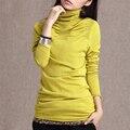 Женщин свитер Большой размер кашемир вязаный зима теплая пуловеры дамы с свитера горячая распродажа толстая одежда BF1142