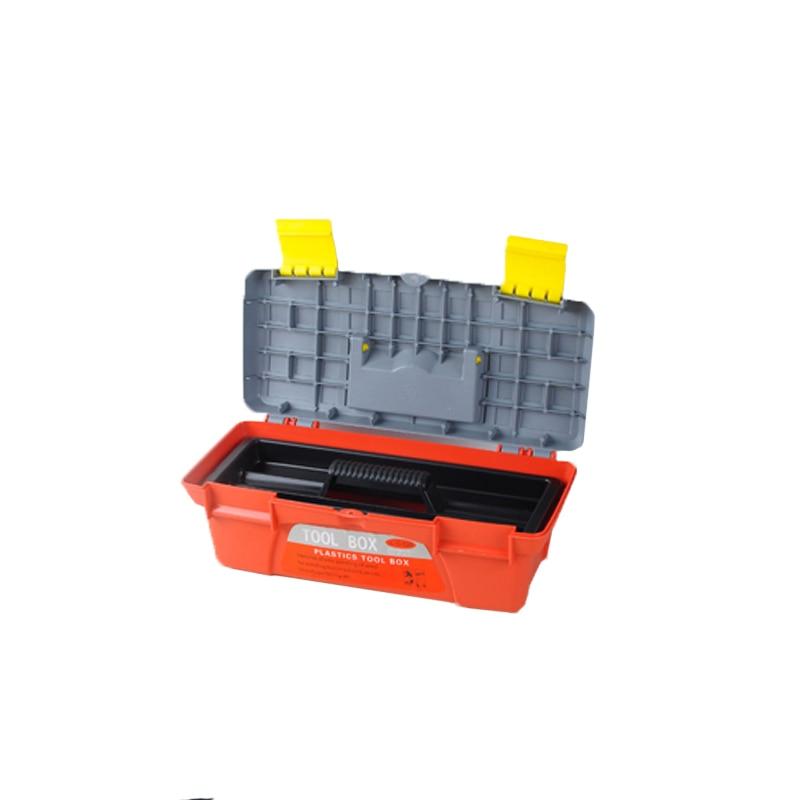 Портативный для Отвёртки Универсальный нож Клейкие ленты измеритель Пинцет Toolbox высокое качество 13.8 дюйма мини Пластик Коробки для инструм... ...