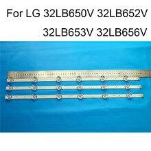 Brand New LED Backlight Strip For LG 32LB650V 32LB652V 32LB653V 32LB656V TV Repair Strips Bars A B TYPE Original