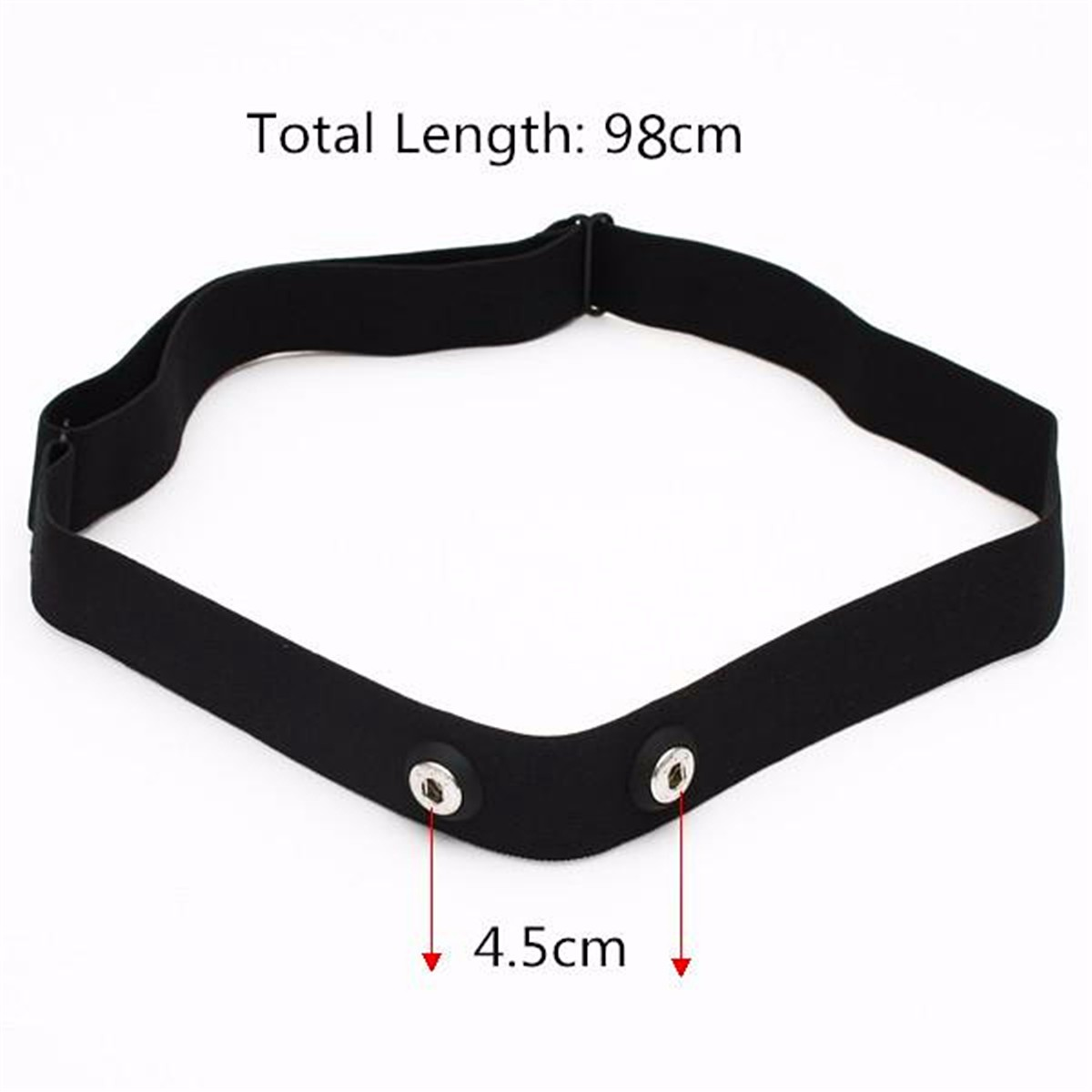 Elastic Chest Mount Belt Strap Bands 5