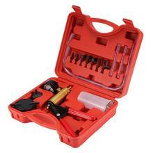 Hand Held Brake Bleeder Tester Set Vacuum Pump Car Motorbike Self Vacuum Pump Kits For Car Test Vehicle Settings Operation