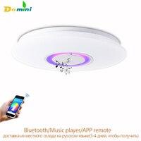 APP LED Ceiling Lights Led Lamp Dia Aluminum Acryl Remote Control High Brightness 110 220V Warm