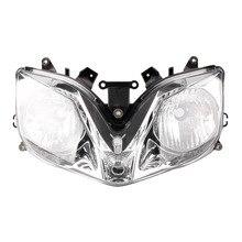 Для Honda CBR 600 F4i CBR600F4i Передние фары 2001 2002 2003 2004 2005 2006 2007 мотоцикла освещение головной свет лампы