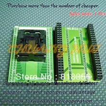 SA642V-B133-T096F001Y программист адаптер UBGA96/D96 BGA96 Xeltek шаг=0.8 мм