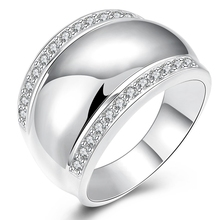 Unisex 925 Sterling Silver Ring