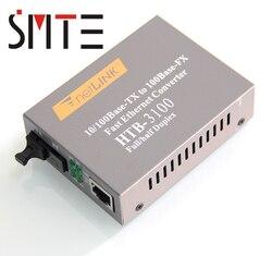 Стороны или сторона B HTB-3100 HTB-3100 A/B 25 км netLINK 10/100 м одномодового один-волокна WDM волокна Media Converter