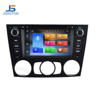 JDASTON 1 Din Android Car DVD Player For BMW 3 Series E90 Saloon E91 Touring E92 Coupe E93 Cabriolet Manual GPS Navigation Radio