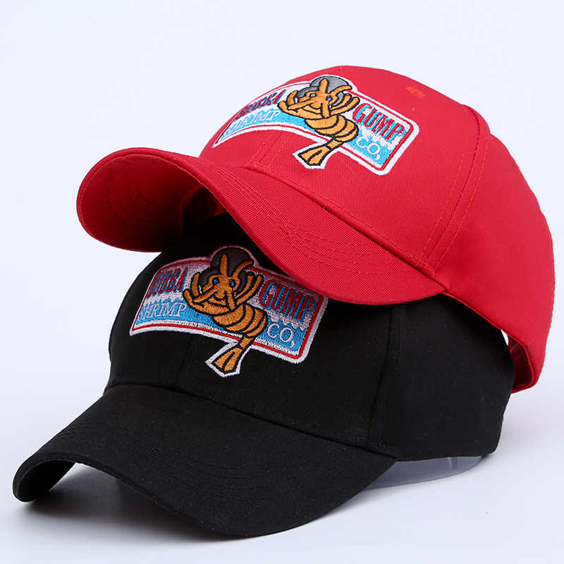 66df1ef68c166 2017 new 1994 BUBBA GUMP SHRIMP CO. Baseball cap men women Sport Summer Cap  Embroidered summer