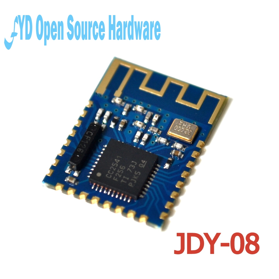 Active Components 10 Pcs Jdy-08 Ble Bluetooth 4.0 Uart Transceiver Module Cc2541 Central Switching Wireless Module Ibeacon Password123456
