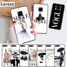 Lavaza New More Issues than Vogue Silicone Case for Huawei Mate 10 Pro 20 30 Lite Nova 2i 3 3i 4 5i Y5 Y6 Y7 Prime Y9