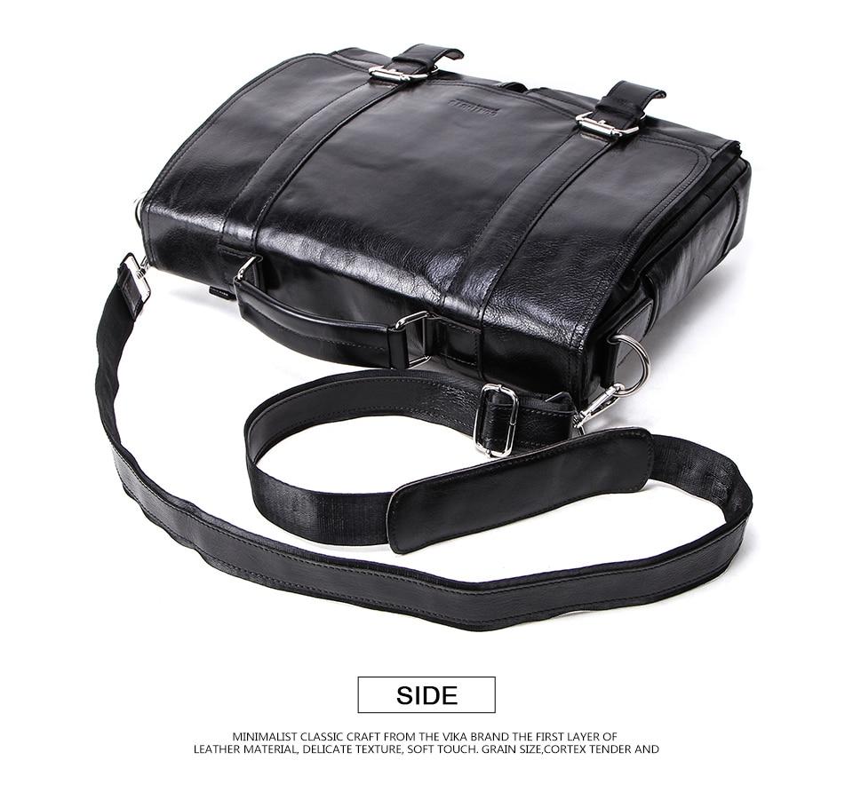 HTB1c9JIea5s3KVjSZFNq6AD3FXaF CONTACT'S men's briefcase genuine leather business handbag laptop casual large shoulder bag vintage messenger bags luxury bolsas