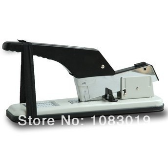 New valuable Deli 0399- 210 pages thick stapler hot sale random color delivery 2017 new valuable deli 0385 office stationary heavy duty thick stapler 65% power save staples hot sale with color black