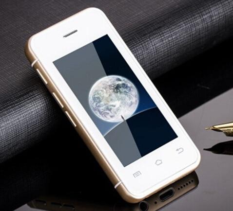 100% original Melrose S9 mobile phone Android 4.4 MTK6572 Dual core 3G Mini Card phone I6 Children kids Gift Smart  MELROSE  S9