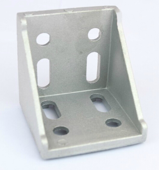 6060 Corner Angle Bracket Joint Aluminum Profile Extrusion цена и фото