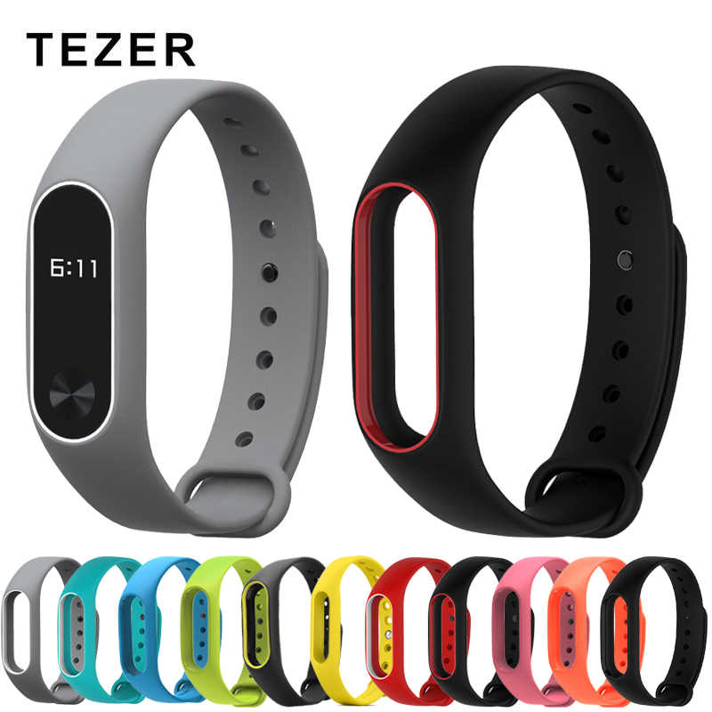 2018 super discount strap band 2 Wrist Strap Belt Silicone Colorful Wristband replace for Mi Band 2 Smart Bracelet for man women