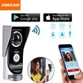Беспроводной 4 Г Wi-Fi 720 P Видео-Телефон Двери Интерком Дверной Звонок Система IP Удаленной Разблокировки Сигнализации Монитор для Android IOS телефон ПРИЛОЖЕНИЕ
