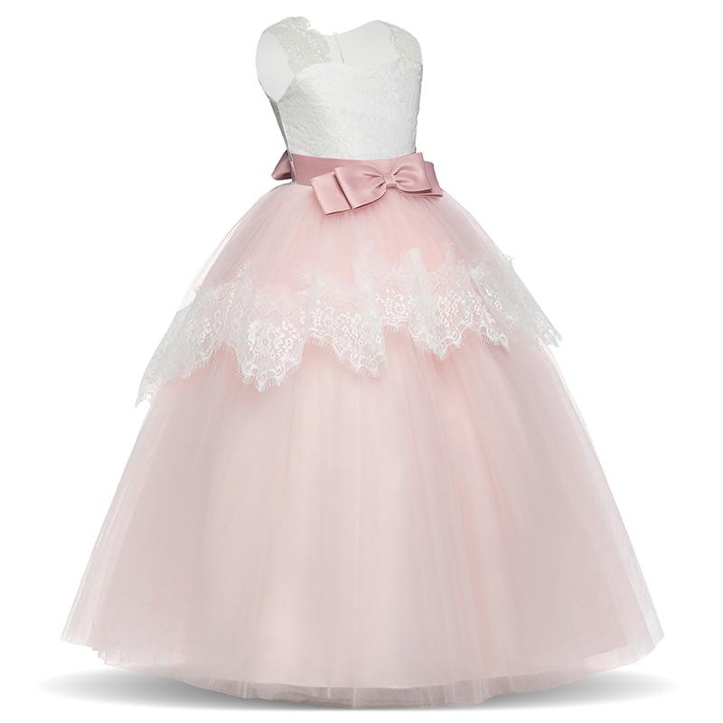 Princess Dress Girl Kid Baby Party Gift Wedding Sling Dresses