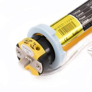 DC 12 В 30 об/мин Автоматический DIY электрический ролик слепой тент трубчатый мотор Комплект домашний декор жалюзи Mayitr