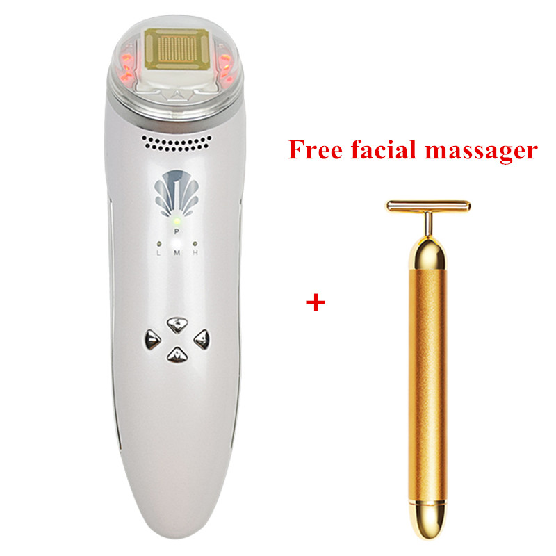 Usage domestique Dot Matrice Visage Radio Fréquence De Levage RF Thermage Lifting Thermagic Élimination Des Rides Laser Beauté Dispositif