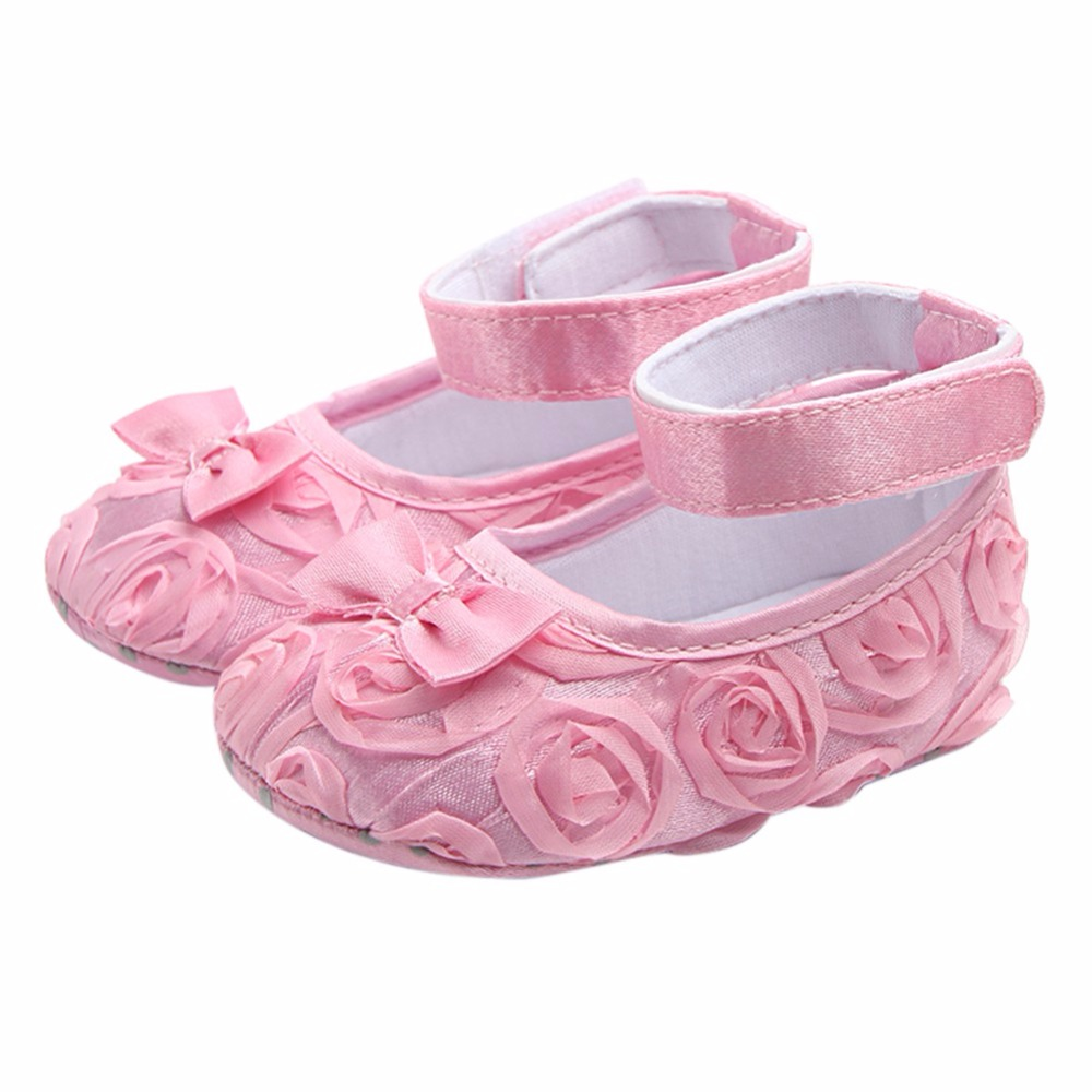 Baby Girl Shoes First Walker Anti-slip Cotton Toddler Infant Newborn Prewalker New