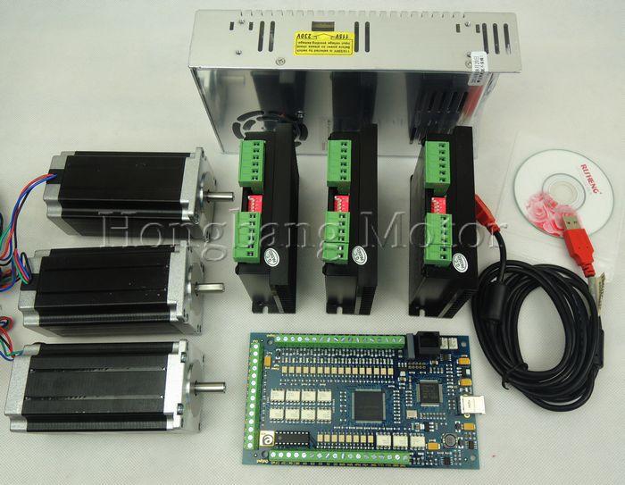 Cnc Mach3 Router 3 Axis