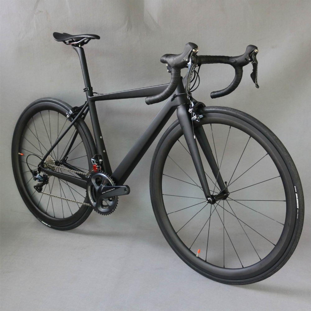 2019 full Carbon Road Bike Complete Bicycle Carbon Cycling Road Bike with R8000 22 Speed Groupset the complete bike owners manual