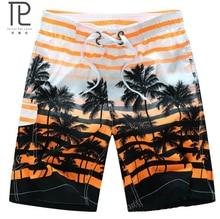 Портной PAL любовь быстросохнущая мужские шорты брендовая летняя повседневная одежда кокосовых пальм купальники пляжные шорты мужские шорты борту # B21