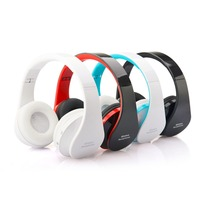 NX 8252 Professional Foldable Wireless Bluetooth Headphone Super Stereo Bass Effect Portable Headset For DVD MP3