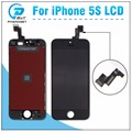 1 pc qualidade touch screen display lcd para iphone 5s
