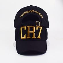 Fashion Style Cristiano Ronaldo CR7 3D embroidery Baseball Caps