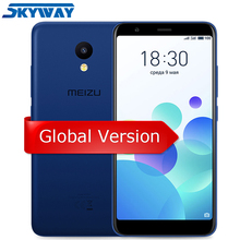 Resmi Küresel Sürüm Meizu M8C M8 C 2 GB 16 GB Cep Telefonu Qualcomm 425 Quad Core 5.45