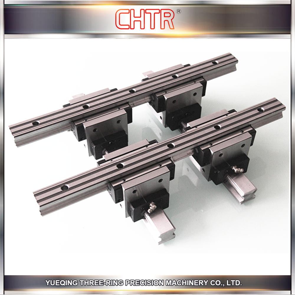 NEW Products!!! CHTR Cross Linear Guide, Two-way Linear Guide TRH30J4L4-1000N