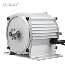 KUNRAY MY1020 BLDC Mid Motor Brushless 48V 750W DC, Electric Motorcycle Engine Motor Kit, For E-Bike Dirt Bike Tricycle Quad Car цены онлайн