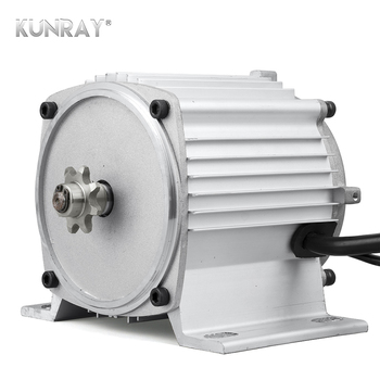 KUNRAY MY1020 BLDC Mid Motor Brushless 48V 750W DC, Electric Motorcycle Engine Motor Kit, For E-Bike Dirt Bike Tricycle Quad Car 48v 60v dc 500w electric tricycle brushless dc gear motor 2800rpm e tricycle accessories bm1418zxf for tricycle motocycle car