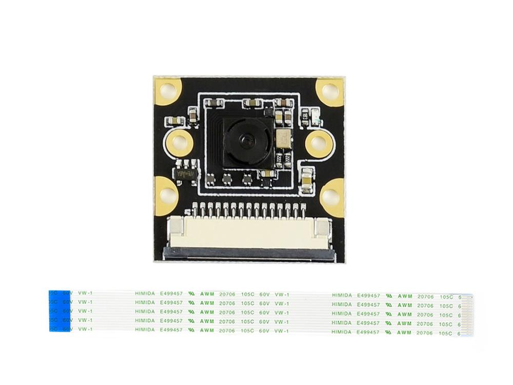 Waveshare IMX219-120 3280*2464 Camera For Jetson Nano 120° FOV 8 Megapixels IMX219 Sensor 2.2 Aperture (F)