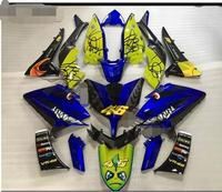 Complete Fairings For Yamaha TMAX 530 15 16 T Max ABS Plastic Kit Injection Motorcycle Fairing Flat Black Kit UV TMAX530