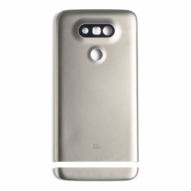Black Sliver Gold New Back Housing Battery Cover Case For LG G5 H820 H830 VS987 LS992 Free shipping