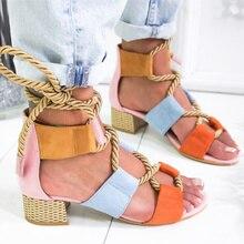 Women Sandals 2019 Women Heels Shoes For Gladiator