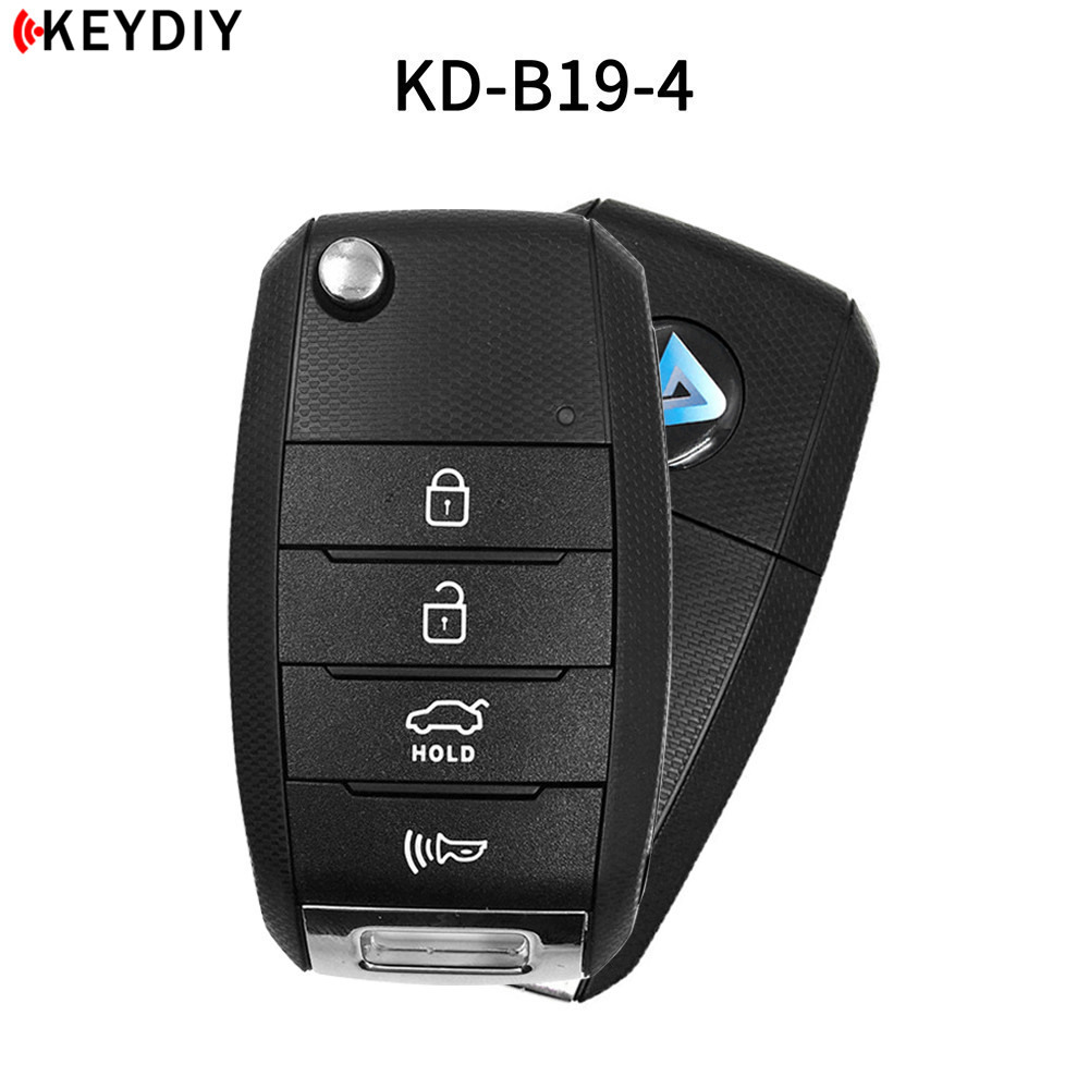 KEYDIY 5pcs lot KD900 B Series Remote B19 2 3 4 Car Key for KD MINI