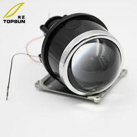 2x Universal HID Bi xenon 2.5 inch / 3 inch Fog Lights Projector Lens Driving Lamps Retrofit