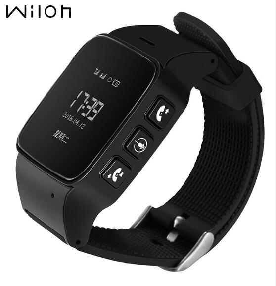 цена на DHL New D99 Elderly GPS tracking Watch For smart phone GPS LBS Wifi location Smart Watch for Old Men Women iOS Android Anti lost