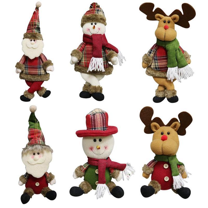 Aliexpress.com : Buy Christmas Doll Ornaments Cute Home