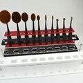 1 UNID Nuevo Cepillo Cosmética de Maquillaje Display Holder Para El Estante de Herramientas de Maquillaje Cepillo de Base Titular